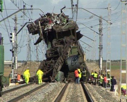 Restablecido el tráfico ferroviario entre Arévalo (Ávila) y Ataquines (Valladolid)