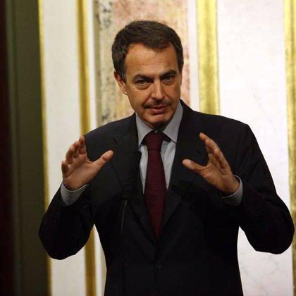 """Zapatero pide que la igualdad """"sea una realidad homogénea"""" en Europa"""