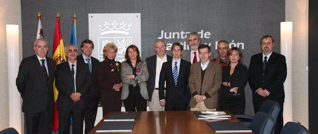 Integrantes Del Banco De Pensadores
