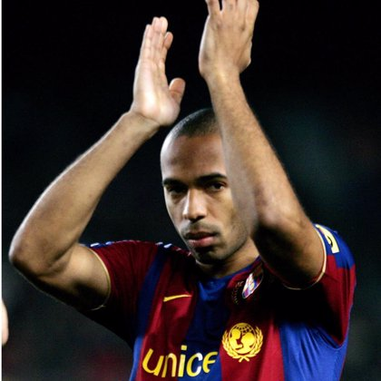 """Fútbol/Liga Campeones.- Henry: """"El partido ante el Arsenal será muy extraño para mí"""""""