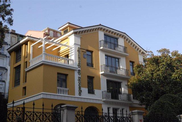 Sede Del Centro De Documentación De La Imagen De Santander