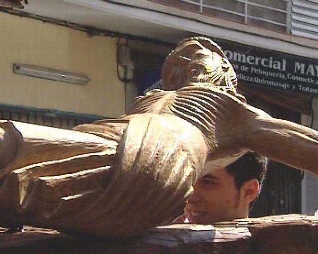 Procesion San Romualdo