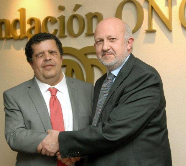Fundación ONCE y Fundación Orange
