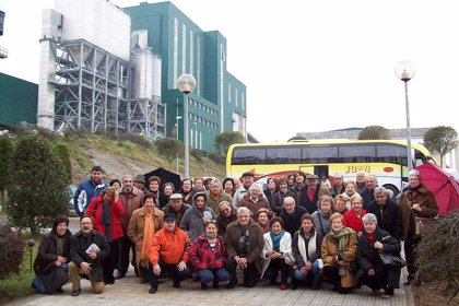 Las visitas didácticas al Complejo Medioambiental Meruelo continúan hoy