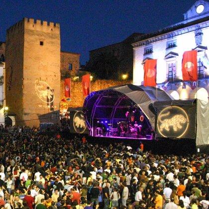 Cáceres 2016.- El Womad de Cáceres 2010 contará con 22 grupos y solistas, entre ellos Amparo Sánchez o Seun Kuti