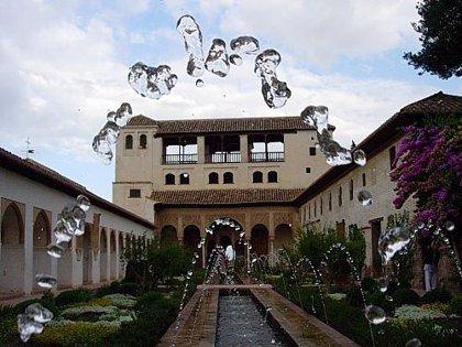 La Alhambra pone en marcha a partir de hoy un nuevo ciclo de visitas guiadas por especialistas