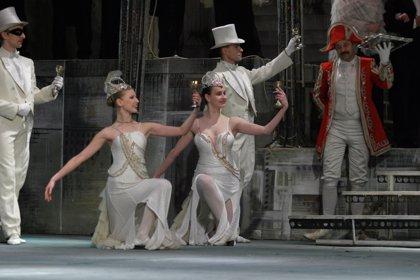"""El Zorrilla de Valladolid acoge hoy 'El gran ballet de los cuentos' para """"acercar al gran público la danza clásica"""""""