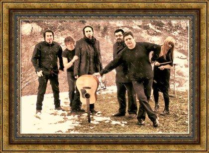 El grupo asturiano Skanda autoproduce su último trabajo 'Folk & Roll Circus'