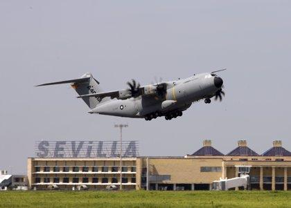 """El segundo A400M de Airbus Military realiza su primer vuelo """"con el funcionamiento esperado"""""""