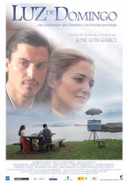 Cartel Película 'Luz De Domingo'