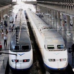 Trenes De Alta Velocidad AVE