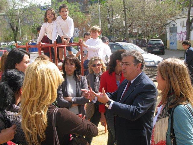 Zoido En El Colegio De San Bernardo