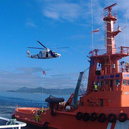 Salvamento marítimo busca a 11 inmigrantes en aguas de Almería