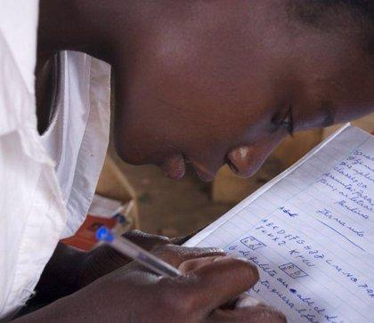 RSC.-OKI Printing Solutions colabora con el proyecto 'Rewrite the Future' de Save the Children a favor de educación infantil