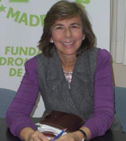 María Barón, presidenta de la Fundación Síndrome de Down