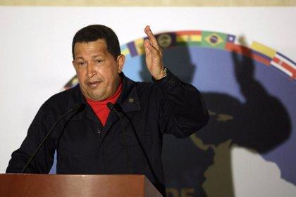 Chávez anuncia un acuerdo de financiación con China