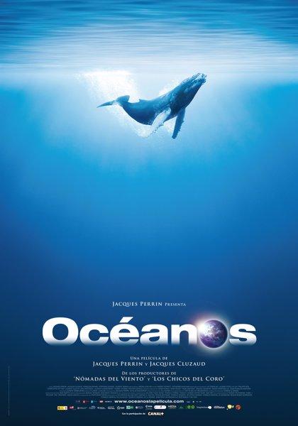 Medio Ambiente y la productora Vértice Cine presentarán hoy el preestreno de la película 'Océanos'