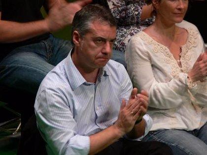 """Urkullu confirma su reunión con Zapatero y la enmarca dentro de """"una dinámica de asiduidad"""""""