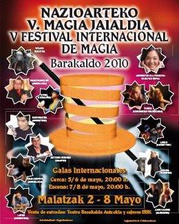 FESTIVAL DE MAGIA DE BARAKALDO