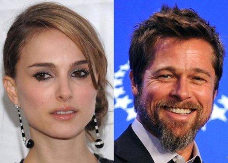 En una Comedia Romántica Natalie Portman y Brad Pitt, Romance a Subasta Fotonoticia_20100421115549_470_000_282