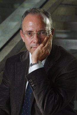 Director De Desarrollo De Propiedad Intelectual  De Microsoft, Txema Arnedo.