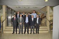 fotonoticia 20100427130213 225 La AEA firma un convenio con las federaciones española, europea e internacional de Pelota