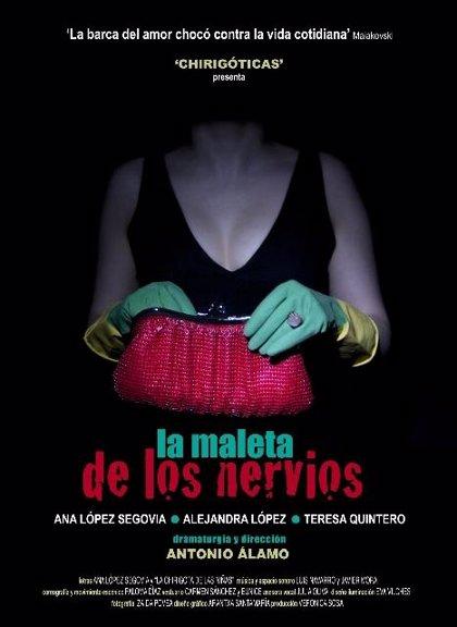 'Chirigóticas' inaugura hoy el Teatro Quintero como espacio teatral con 'La maleta de los nervios'