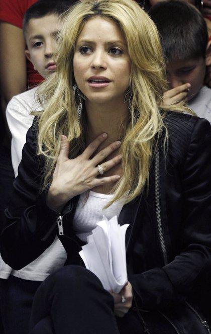 Shakira carga contra la nueva normativa de inmigración de Arizona, que según ella vulnera los Derechos Humanos