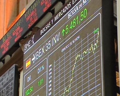 El Ibex 35 abre la sesión con una leve subida del 0,17%