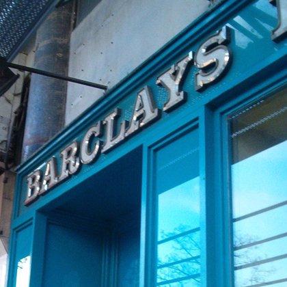 Barclays gana un 29% más en el primer trimestre