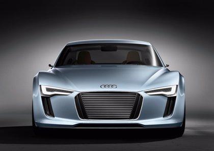 Economía/Motor.- Audi mostrará en el Salón del Automóvil Ecológico de Madrid sus coches eléctricos e-tron y A1 e-tron
