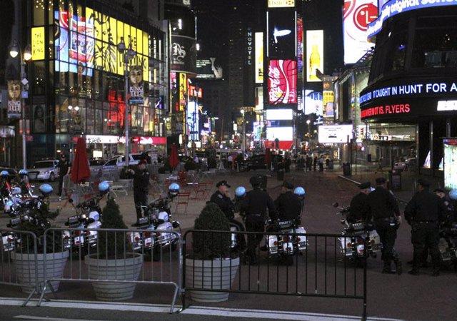 Intento de atentado en Times Square