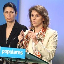 Secretaria General del PP, Maria Dolores de Cospedal