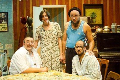 Teatro Velador presenta 'Dröppo', una comedia gestual que llega desde hoy al Lope de Vega
