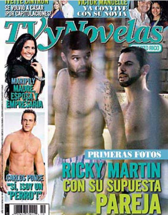 Foto: REVISTA 'TV Y NOVELAS'