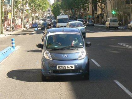Economía/Motor.- El Peugeot iOn, coche elegido para la presentación del Proyecto Movele en Madrid