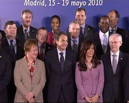 El PSOE se felicita por la cumbre UE-Latinoamérica
