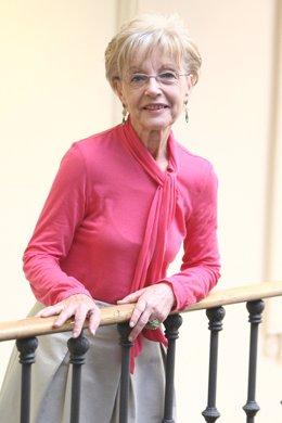 La escritora Lola Millás