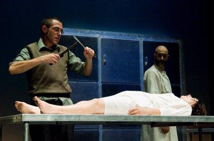 Zanguango presenta hoy en el Auditorio de León 'Miss Morgue', un montaje sobre la soledad y los miedos del hombre