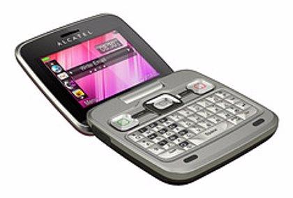 Alcatel One Touch Gloss, el móvil con forma de polvera