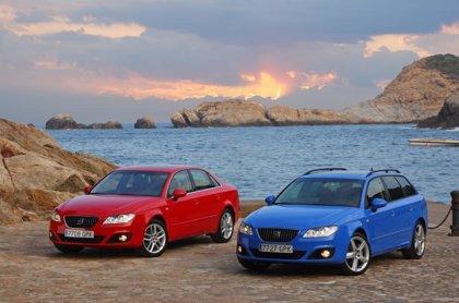 Economía/Motor.- Seat incorpora nuevos motores y equipamientos a la gama Exeo