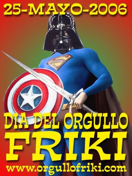 ¡Feliz Día del Orgullo Friki!