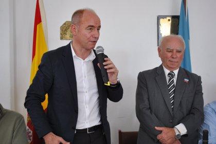 """Camba defiende en Argentina elecciones """"transparentes, en urna y sin limitación de derechos"""" para la diáspora"""