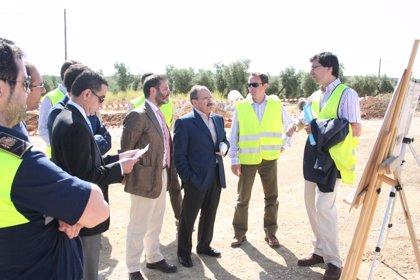 Obras Públicas terminará a finales del verano la variante de Arjonilla en la A-6176, a la que destina 6,8 millones