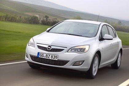 Economía/Motor.- Opel alcanza 150.000 pedidos del nuevo Astra en cinco meses