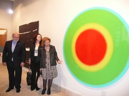El Archivo Provincial de Cáceres acoge la exposición del XXXI Premio de Pintura Caja Extremadura