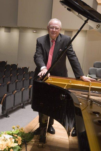 El pianista Joaquín Soriano protagoniza hoy la última actuación musical de la temporada en el Auditorio de León