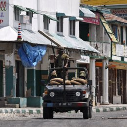 Disturbios en Jamaica, Kingston