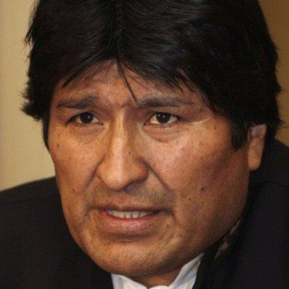 """Morales insta a """"salvar a la humanidad del capitalismo"""""""