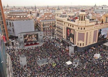 Callao será tomado hoy por un karaoke coral con algunas de las canciones más representativas de Madrid